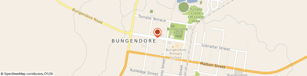 Route/map/directions to Kleenheat Gas LPG BUNGENDORE, 2621 Bungendore, 27 GILBRALTOR ST