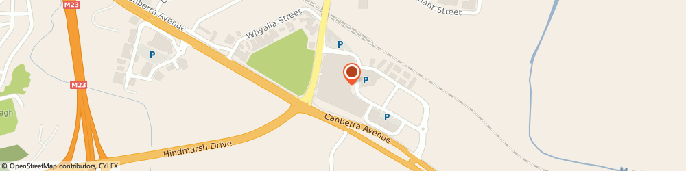 Route/map/directions to Cotton On, 2609 Canberra, Shop T140a/T140b Canberra Dfo, 337 Canberra Avenue