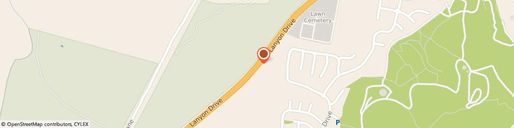 Route/map/directions to ANZ ATM, 2620 Queanbeyan, Cnr Lanyon Dr & Mccrae St