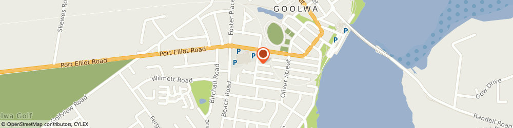 Route/map/directions to Kleenheat Gas Lpg South Coast Gas Supply, 5214 Goolwa, CODDINGTON CNR GOVENOR ST