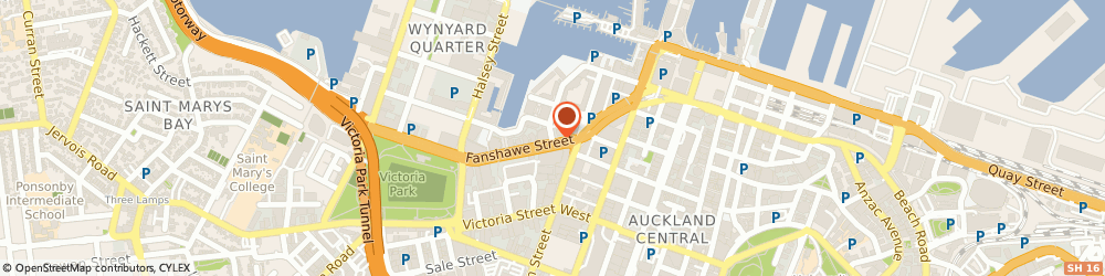 Route/map/directions to Home Design Company Limited, 1010 Auckland Cbd, 29 Customs St West
