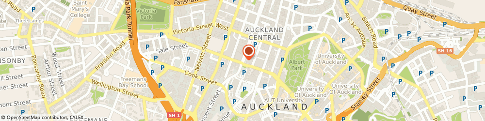 Route/map/directions to Print Shop Auckland, 1010 Auckland, 102b Albert Street