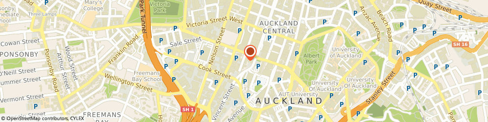 Route/map/directions to Bee Depot, 1010 Auckland, 198e Federal Street