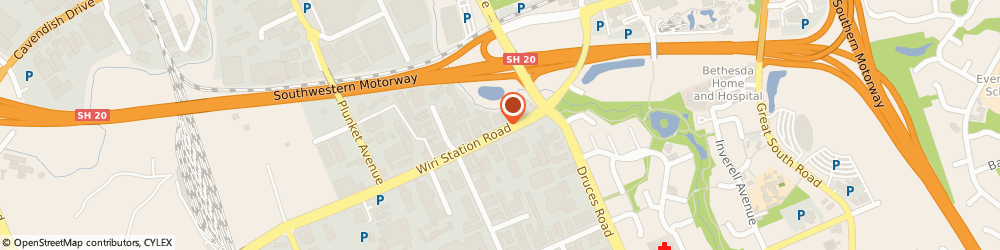 Route/map/directions to Insultech Insulation, 2104 Auckland, 71A Wiri Station Road