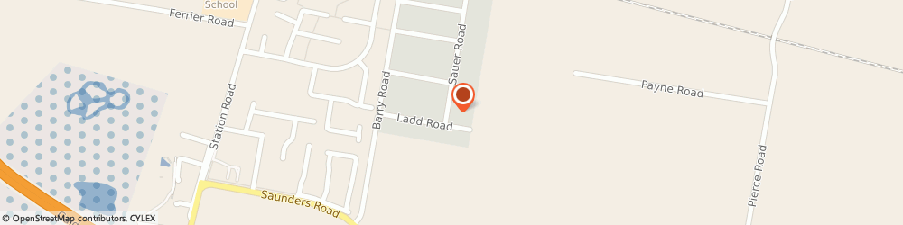 Route/map/directions to LS Law & Conveyancing, 3438 New Gisborne, 8 Sauer Road