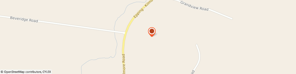 Route/map/directions to J&H Eweniq Moccasins, 3753 Beveridge, 1840 Merriang Rd