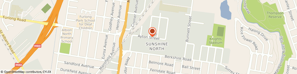 Route/map/directions to Supreme security protection, 3000 Melbourne, 20 Ayton st