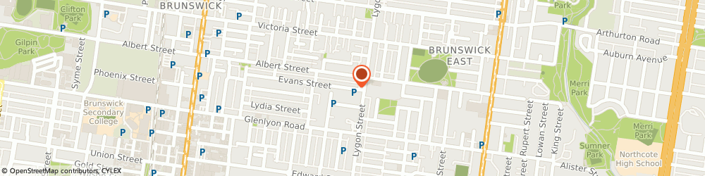 Route/map/directions to Dantian Health, 3056 Brunswick, 103 Evans St
