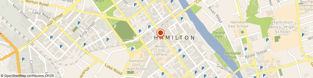 Route/map/directions to Apple Fix, 3204 Hamilton, 125 Ward Street