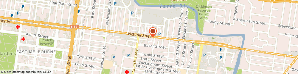 Route/map/directions to Brunswick Coin Laundry, 3056 Melbourne, 326 Victoria St