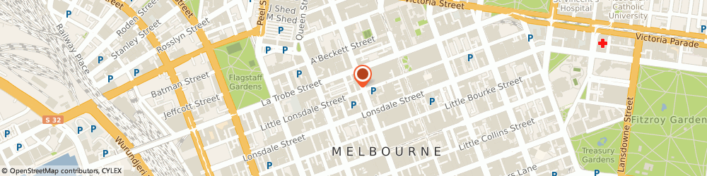 Route/map/directions to Rexel Australia Electrical Supplies (Melbourne Vic, 3000 Melbourne, 274 Little Lonsdale Street