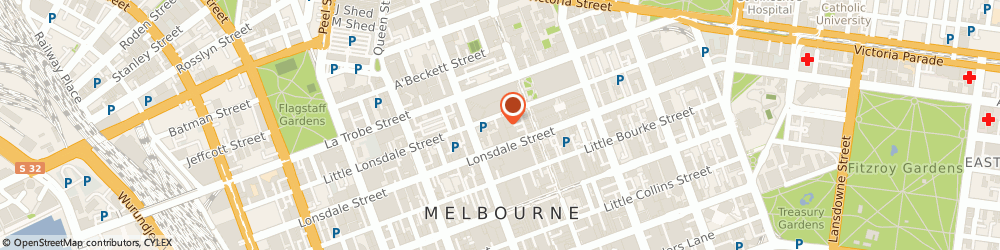 Route/map/directions to Cotton On, 3000 Melbourne, Shop Gd 0K3 Ground Floor Melbourne Central 2111 Latrobe St