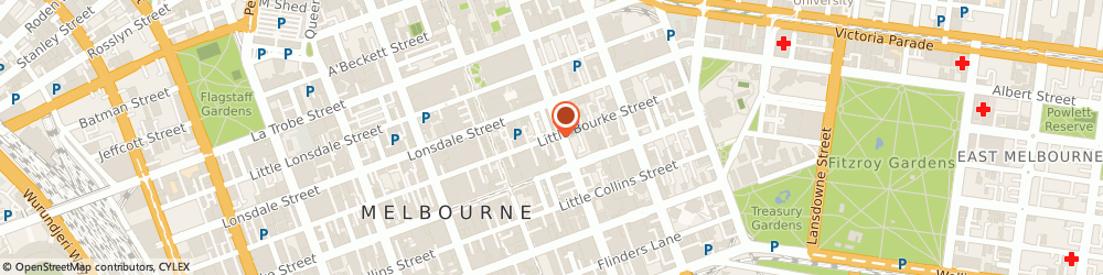 Route/map/directions to oacdigital, 3000 Melbourne, Level 6, 175 Collins St