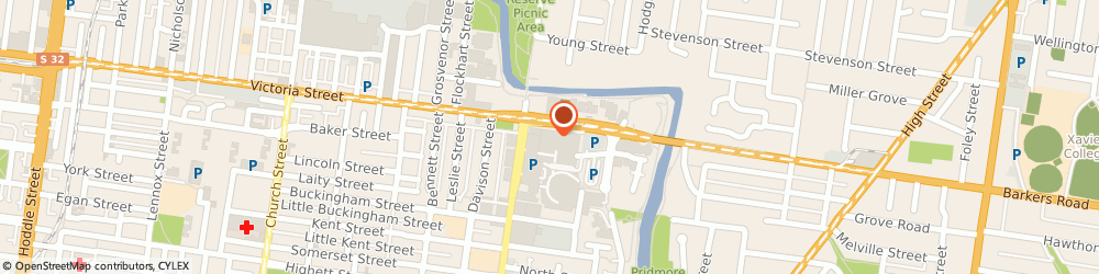 Route/map/directions to Bendigo Bank Richmond, 3121 Richmond, Centro Victoria Gardens , 620 Victoria St
