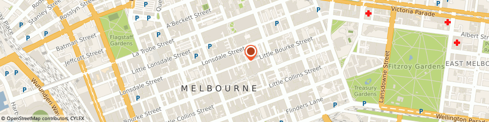 Route/map/directions to ANZ ATM, 3000 Melbourne, 230 Swanston St