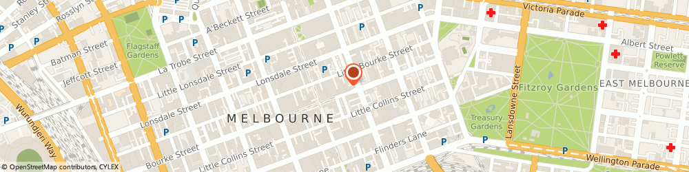 Route/map/directions to Cotton On Home, 3000 Melbourne, 202 Bourke Street