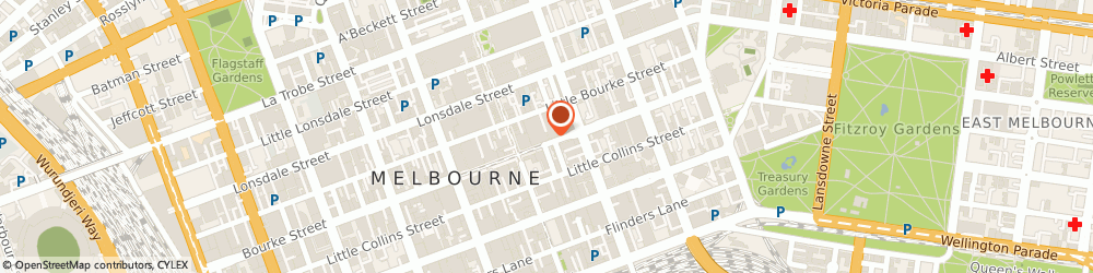 Route/map/directions to Cotton On Body, 3000 Melbourne, 220 Bourke St