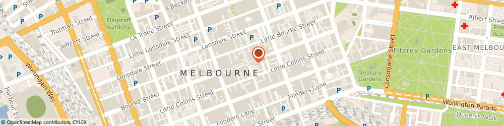 Route/map/directions to 7-Eleven Melbourne, 3000 Melbourne, 263 Bourke Street
