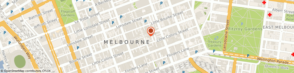 Route/map/directions to Yes Optus Bourke Street, 3000 Melbourne, 253 Bourke Street