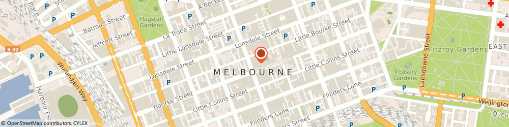 Route/map/directions to Larsen Jewellery, 3000 Melbourne, level 2/350 Bourke St
