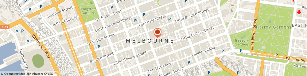 Route/map/directions to Yes Optus Bourke St Mall, 3000 Melbourne, 345 Bourke St