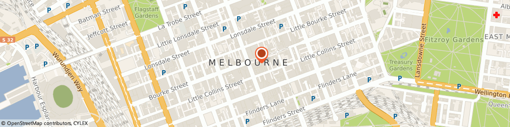 Route/map/directions to Cotton On Body, 3000 Melbourne, Ground Floor, 156 Elizabeth Street