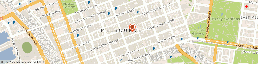 Route/map/directions to ANZ, 3000 Melbourne, 309-325 Bourke St