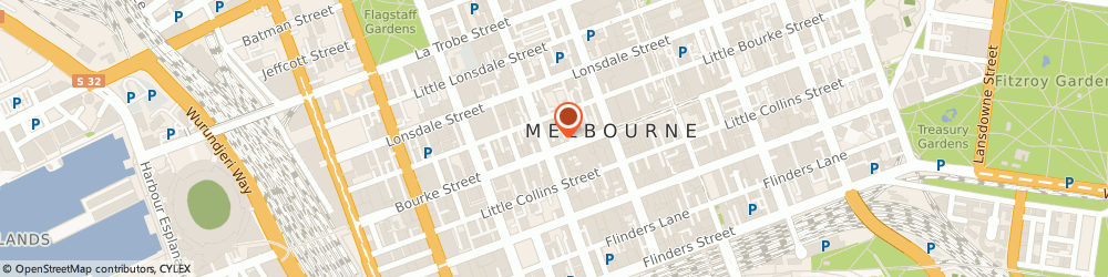 Route/map/directions to Elders Insurance Metro Melbourne, 3000 Melbourne, 10Th Floor, 160 Queen St
