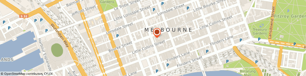 Route/map/directions to Westpac Financial Services Westpac - Branch, 3000 Melbourne, 447 BOURKE ST
