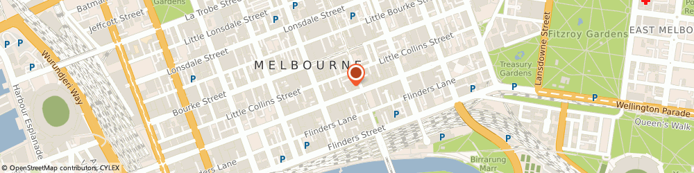 Route/map/directions to Westpac Melbourne, 3000 Melbourne, Grd Flr, 234 Collins St