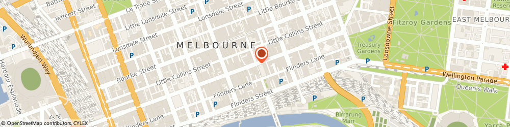 Route/map/directions to Westpac, 3000 Melbourne, CNR SWANSTON & COLLINS STS