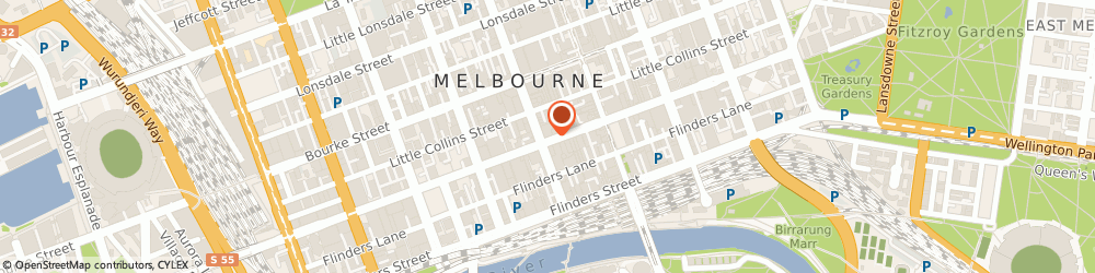 Route/map/directions to Watches Of Switzerland - Melbourne, 3000 Melbourne, 294 Collins St