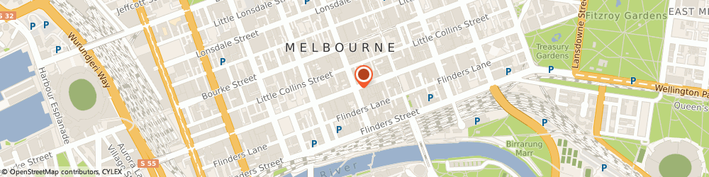 Route/map/directions to Ezy Signin, 3000 Melbourne, Level 9, 440 Collins Street
