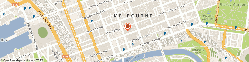 Route/map/directions to ANZ ATM, 3000 Melbourne, 100 Queen St