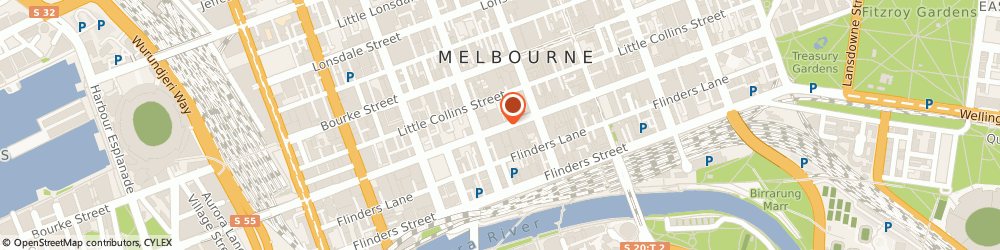 Route/map/directions to Westpac Melbourne, 3000 Melbourne, 360 Collins St