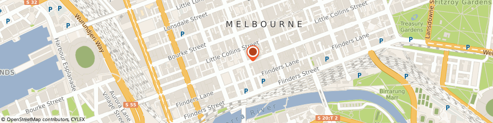 Route/map/directions to ANZ ATM, 3000 Melbourne, 388 Collins St