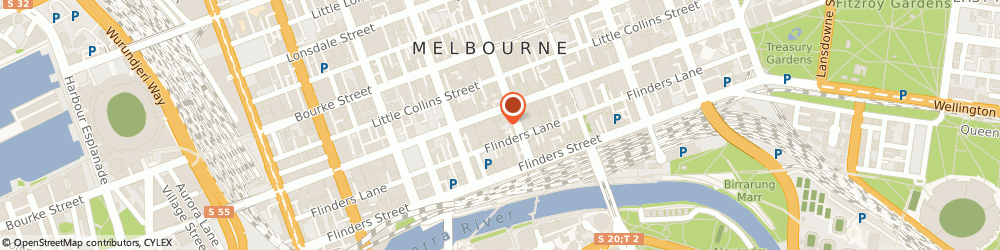 Route/map/directions to Westpac Melbourne, 3000 Melbourne, 325 Collins St