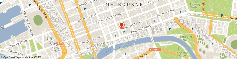 Route/map/directions to 7-Eleven Melbourne, 3000 Melbourne, 50 Queen Street