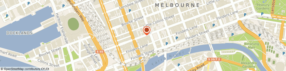 Route/map/directions to Westpac Financial Services Atm - Melbourne, 3000 Melbourne, 100 Collins St