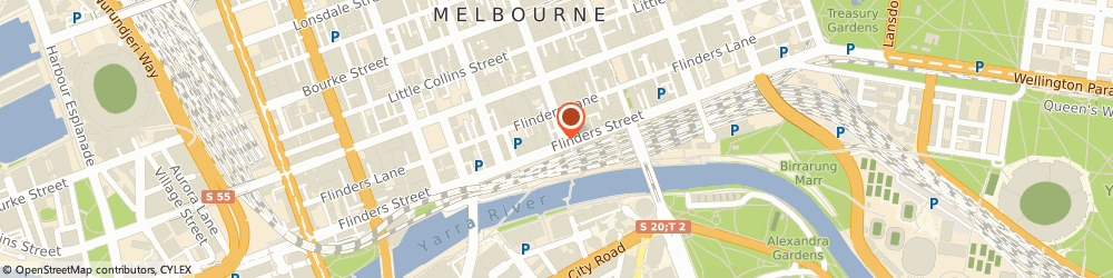 Route/map/directions to 7-Eleven MELBOURNE, 3000 Melbourne, 1-5 Elizabeth Street