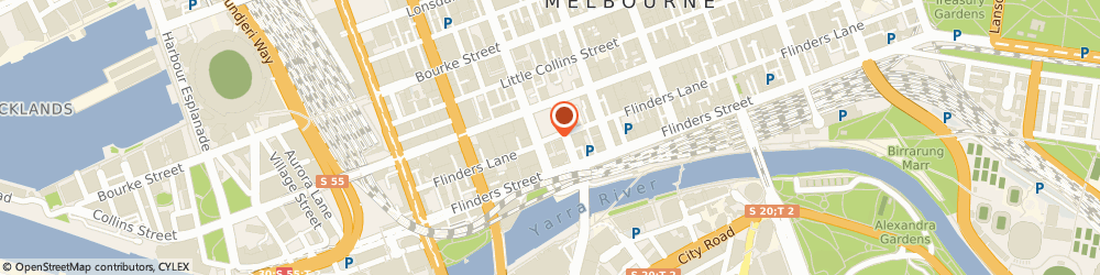 Route/map/directions to Spanish Blackboard Academy, 3000 Melbourne, 2/333 Flinders Lane