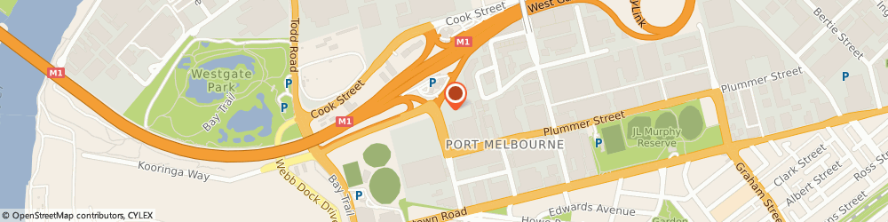 Route/map/directions to Reece Plumbing Port Melbourne, 3207 Port Melbourne, Lot 8/30 Prohasky Street