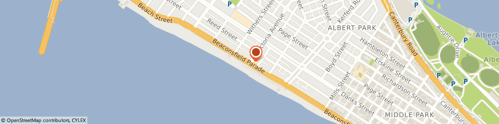 Route/map/directions to Photos and Videos, 3206 Albert Park, 93 Victoria Avenue