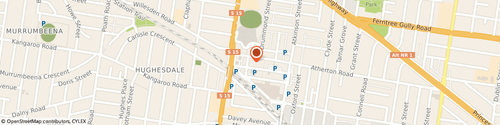 Route/map/directions to Stardust Hair Studio, 3166 Oakleigh, 12 Station Street