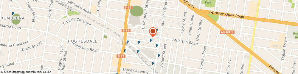 Route/map/directions to LJ Hooker Real Estate Business OAKLEIGH, 3166 Oakleigh, 30 Atherton Road