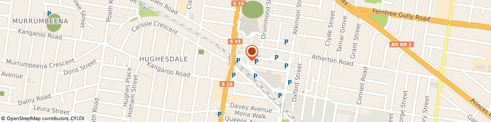 Route/map/directions to Forever Young Massage, 3166 Oakleigh, 29 Station St