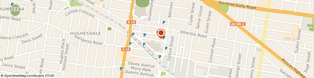 Route/map/directions to Carpet Cleaning Oakleigh, 3166 Oakleigh, 43 Portman Street