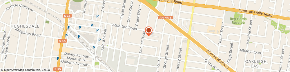 Route/map/directions to Vietnamese Massage & Waxxxing, 3166 Mount William, 178 WARRIGAL RD