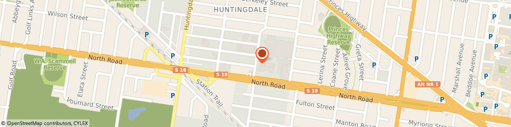 Route/map/directions to Merc4wd, 3166 Oakleigh, 70 Fenton Street