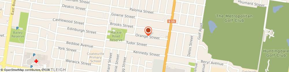 Route/map/directions to EIGHT NDIS Plan Manager, 3165 Bentleigh East, 85 Orange St,